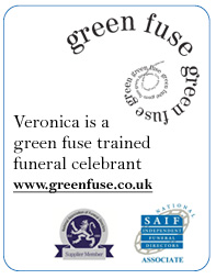 green fuse trained celebrant
